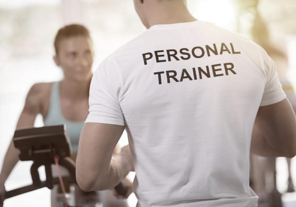 Serviços de personal trainer